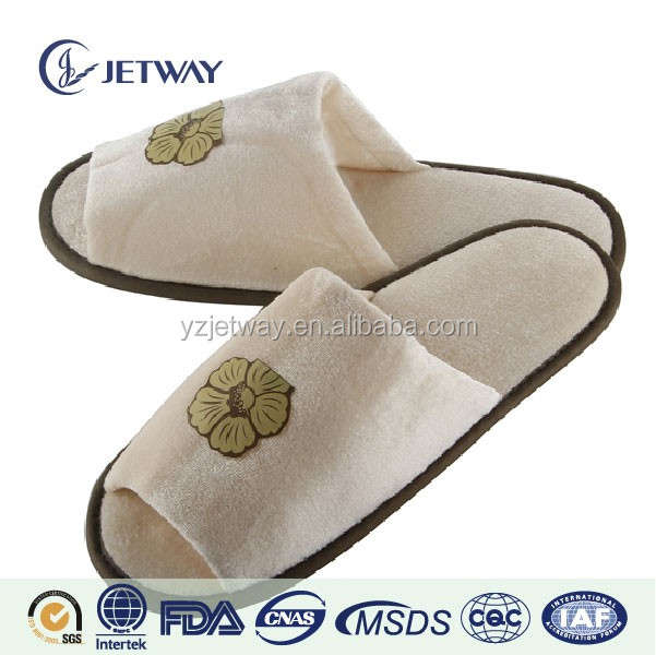 non woven hotel slippers