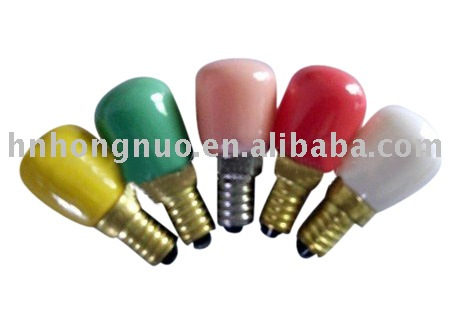 rfrigrateur et indicateur couleur ampoule 15 w e14 - Ampoule Colore