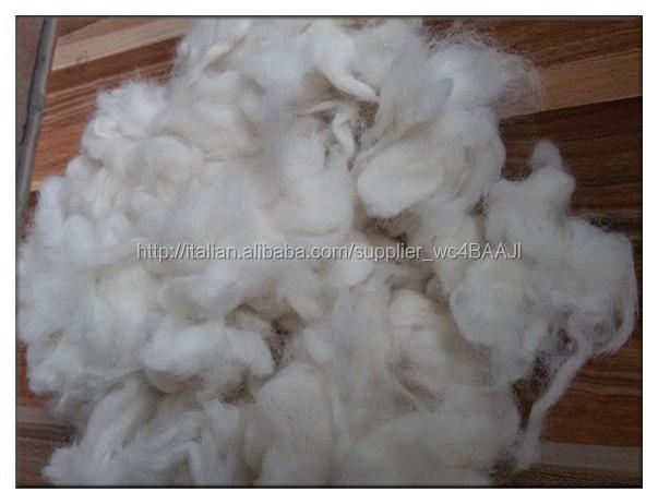 nuovo pulito lavato lana di pecora grezza per la vendita-lana di