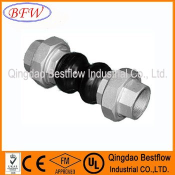 double sphere expansion rubber joint