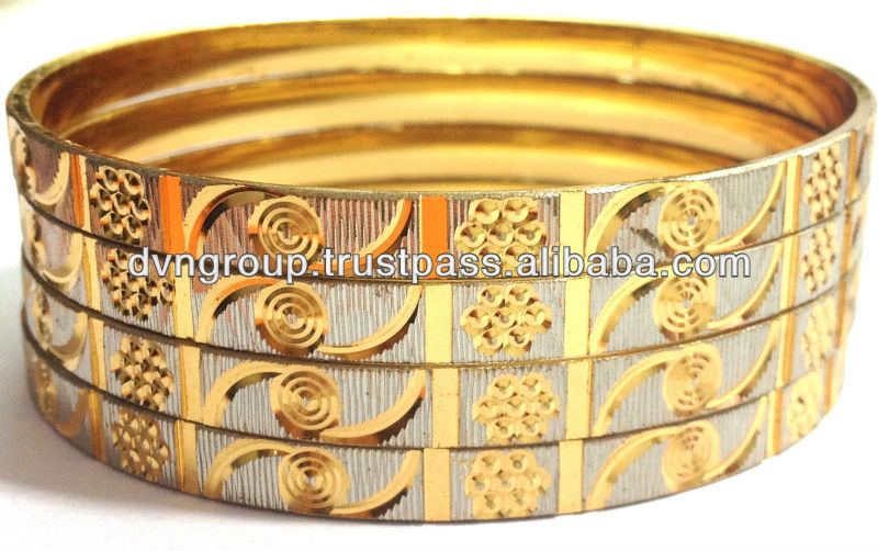 ethnic dp fashion indian gold bangles wear traditional party amazon bollywood com bracelet tone jewelry
