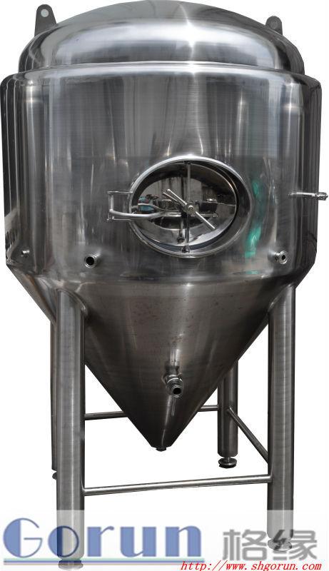 Stainless Steel Bioreactor Beer Fermentor Biofermentation