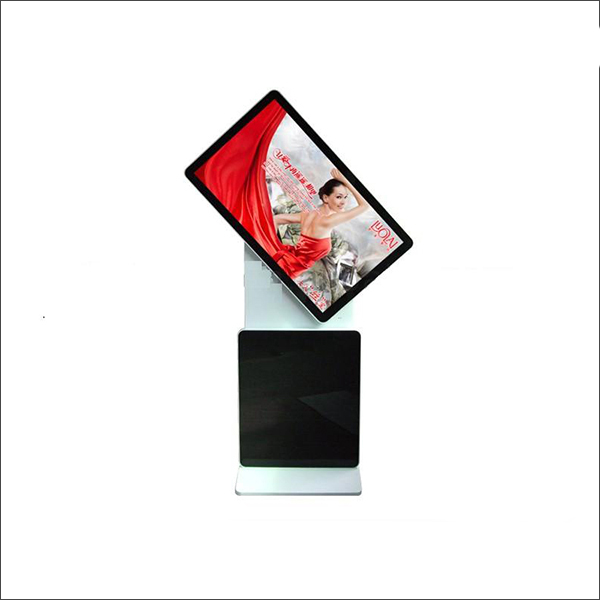 "55"" Indoor Free Standing 1080p Network IR Touch LCD Advertising Video Player"
