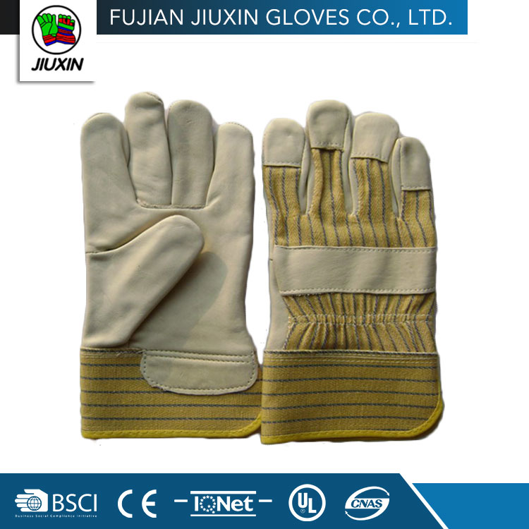 Cow grain for protection leather gloves in europe