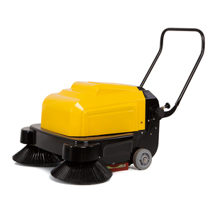 MN-P100A Electric Road Sweeper Floor Cleaning Machine for School