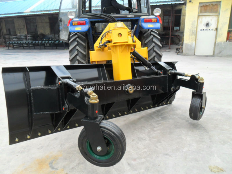 Cheap 3 Point Hydraulic Rear Blade Working Width 2100mm