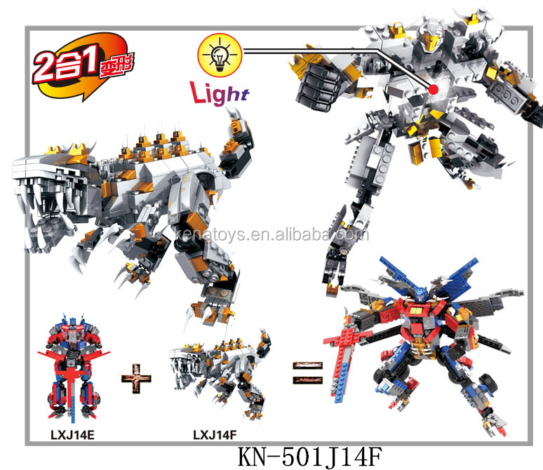 Hot Sale 363 Pcs Abs Building Block Toys For Kid Super Cool Action ...