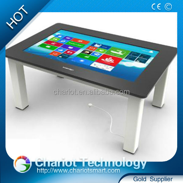 Christmas hot seller ! ChariotTech Super slim USB IR touch screen frame multitouch overlay