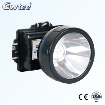 5w Coal Mine Headlamp,Battery Miner Lamp,Portable Led Headlight