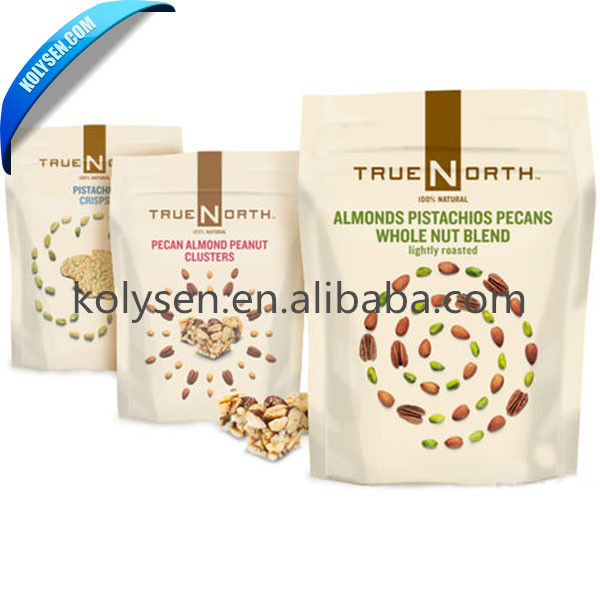 Kolysen cheap plastic packaging bag for ice cream