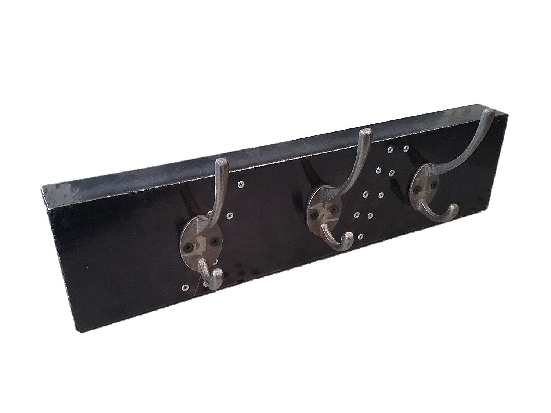 Reclaimed Metal Coat Hanger - Metal Coat Hanger - 100% Reclaimed Materials - Metal Key Hook - Key Hanger - Wall Hangers - Small Hanger - Wall Mounting Coat Hanger