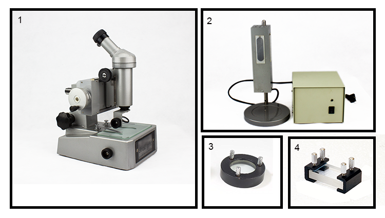 Reading Microscope