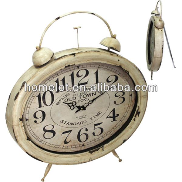 Hot Sale Antique Metal Decorative Floor Standing Clock