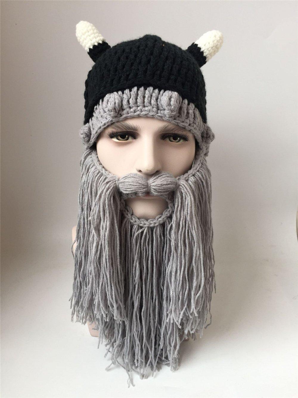 57b94679 Cheap Brown Beard Head Knit Hat, find Brown Beard Head Knit Hat ...