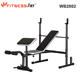 Multi-function gym exercise adjustable weight bench