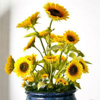 2012 new design Artificial beautiful hot sell floriculture