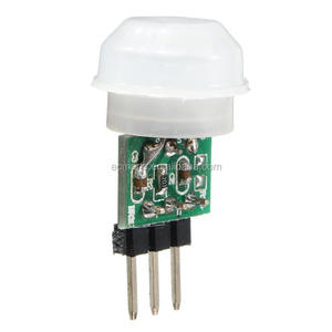Mini IR Pyroelectric Infrared PIR Motion Human Sensor Automatic Detector Module high reliability 12mm x 25mm Sensors Electric