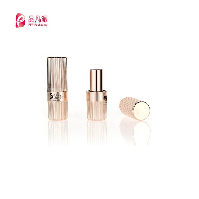 Luxury Cosmetic Packaging Tube Eos Lip Balm Container With Custom Logo Buy Eos Lip Balm Container Cosmetic Packaging Tube Empty Lipstick Tube