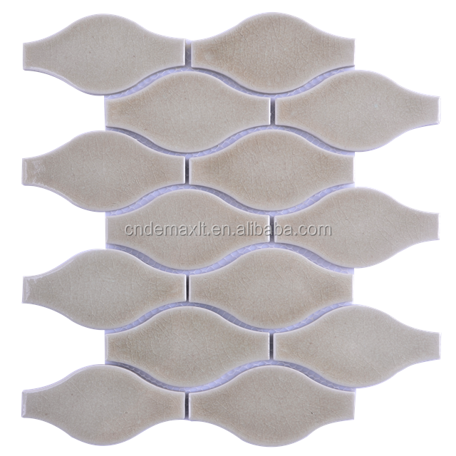 Buy Cheap China Crackled Ceramic Mosaic Products Find China - Ceramic tiles mosaics for sale