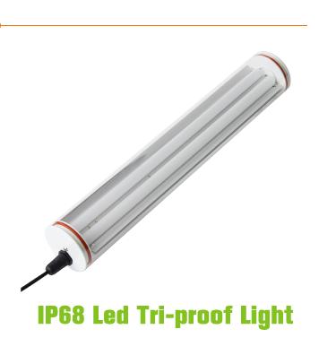 T8 36w Led Waterproof Fluorescent Light Fixture Lamp