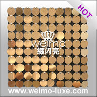 Shining Sequin Design New Decorative Wall Covering Panels