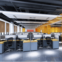 Modern call center cubicles, call center workstation, bpo call center(FOH-WS45T)
