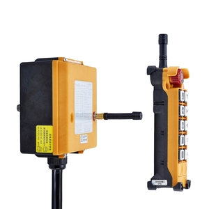 Telecontrol dual speed crane service Truck Electric or Hydraulic Radio Remote Controller for industrial cranes