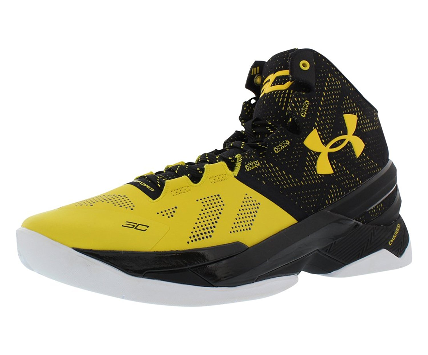 sports shoes 01984 30753 Get Quotations · Under Armour Curry 2 Basketball Men s Shoes Size 13