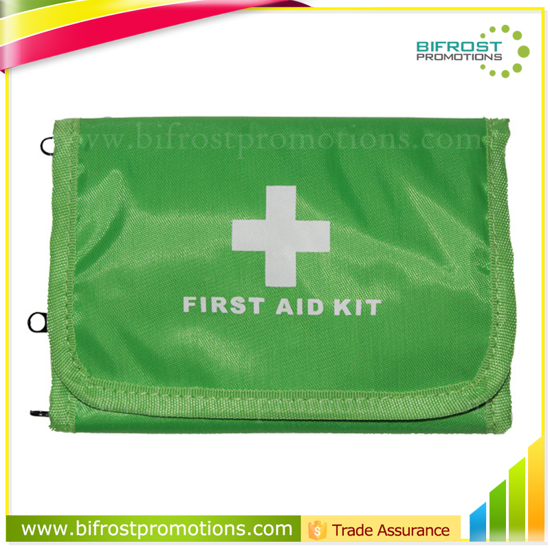 Promotional Pocket Mini First Aid Kit Bag First Aid Pouch