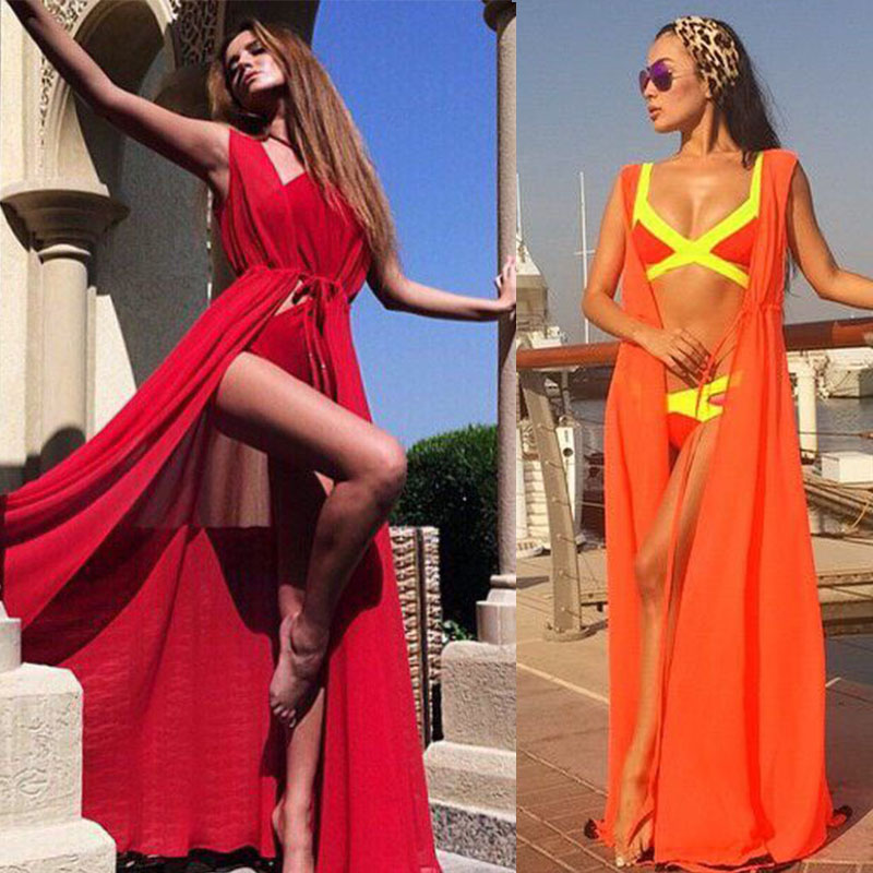 Blouses & Shirts Helpful 2019 Pareo Summer Fashion Blouse Tops Butterfly Wing Cape Bikini Cover Swimwear Women Robe De Plage Beach Bathing Suit Cover Up Let Our Commodities Go To The World