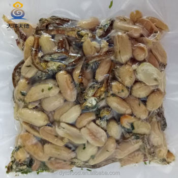 chinese dried fish peanut without shell