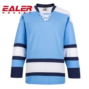 Pro embroidered ice hockey jersey custom any logo/name/number