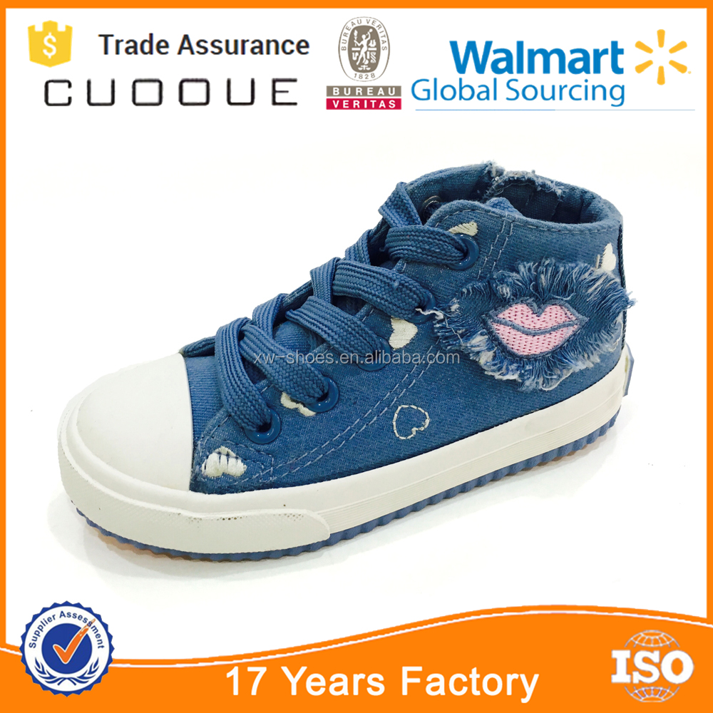 Toddler Little Kid Floral High Top Lace up Skate Shoes Skateboard Shoes