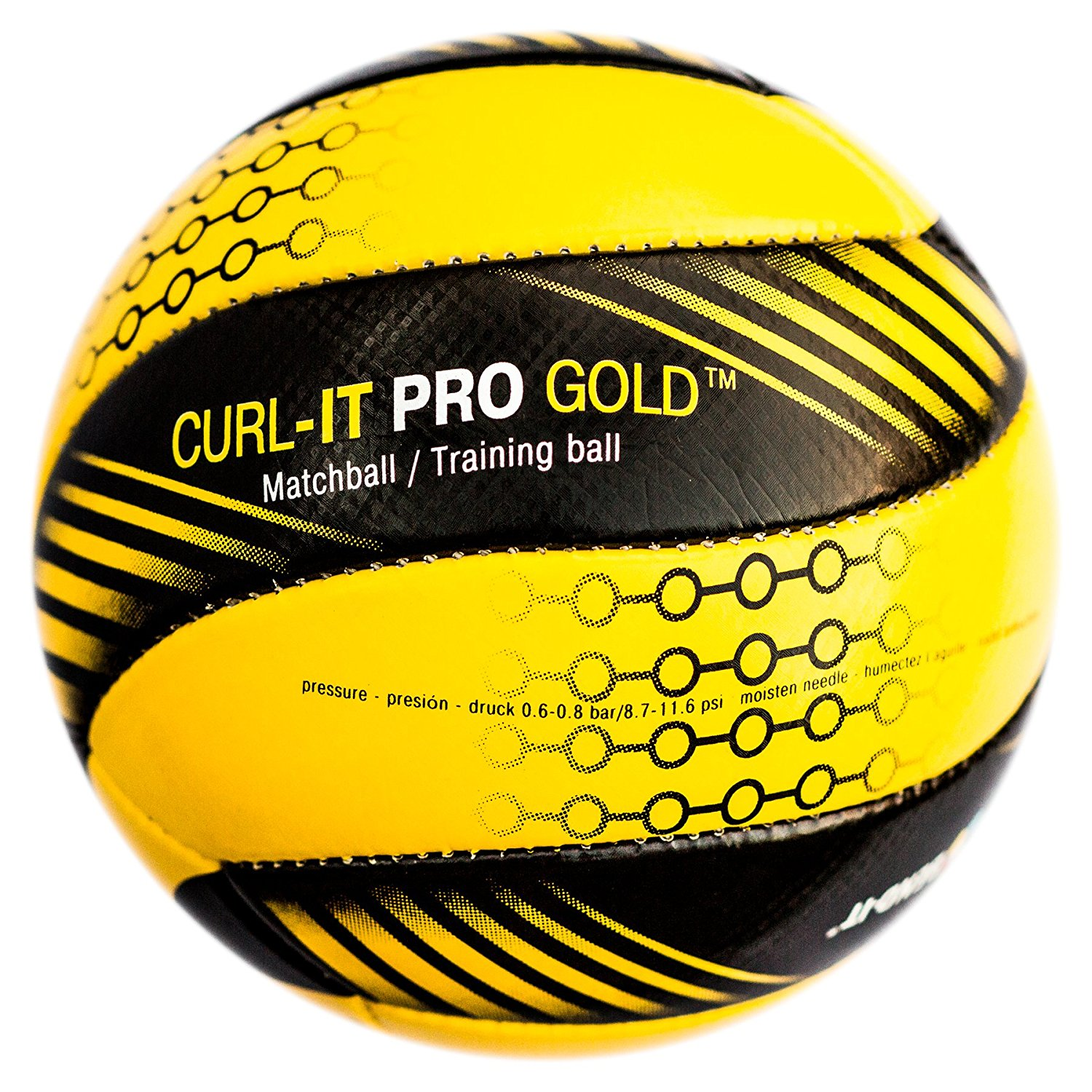 Liga Bbva Ball Yellow