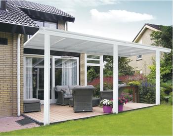 Prefabricated Patio Cover,pergola Aluminum And Polycarbonate Polycarbonate  Pergola