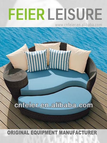 outdoor sonnenliege rattan rund liege rattan korbstuhl produkt id 1381897874. Black Bedroom Furniture Sets. Home Design Ideas