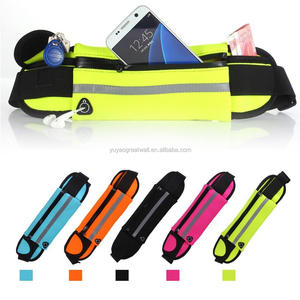 Running Belt Waist Pack Water Resistant Runners Belt Fanny Pack for Hiking Fitness