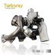 K04 Turbo 53049980049 turbocharger KKK for Opel 55559850 Engine Z20LEH