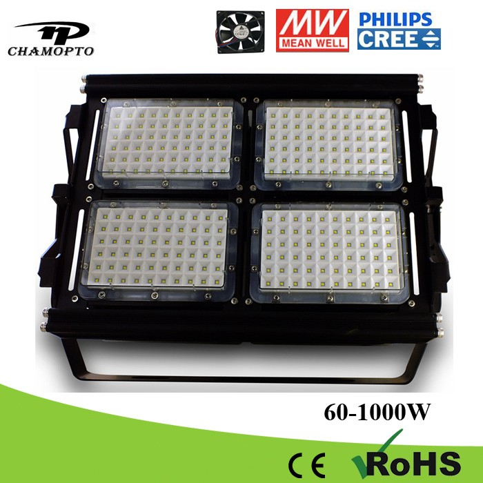 2017 small size light weight led grow light full spectrum 1000w creee chips meanwell driver 5 years warranty