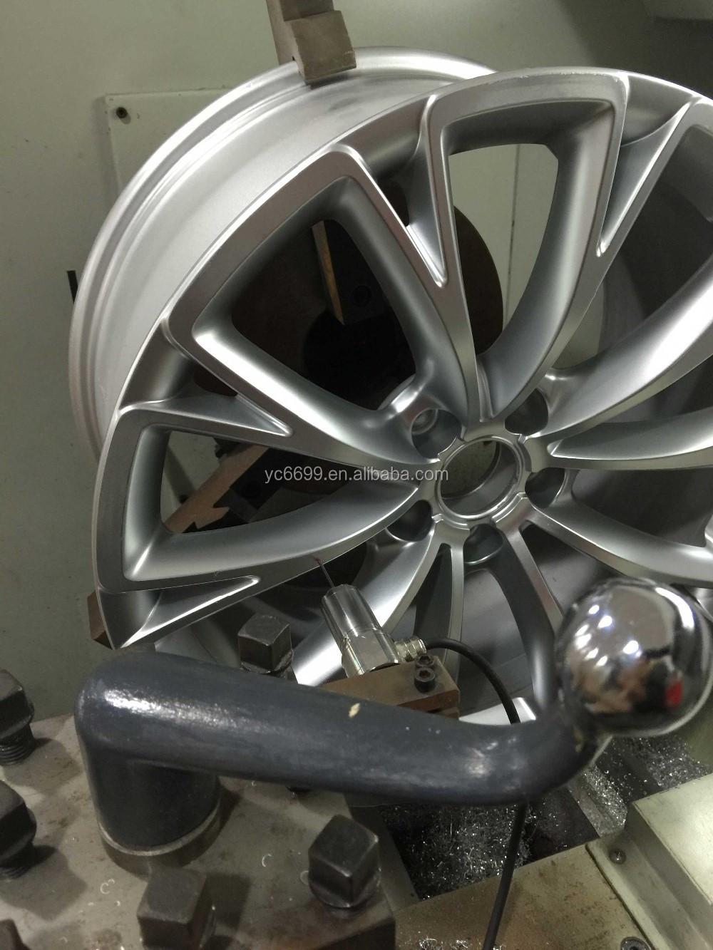 Ontdek De Fabrikant Aluminium Velgen Reparatie Machine Van