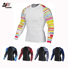 Wholesale Top Selling Custom Printing Training Clothing Design Your Own MMA Rash Guard