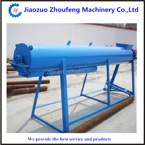Plastic Recycling Machine Friction Plastic Washing Machine ...