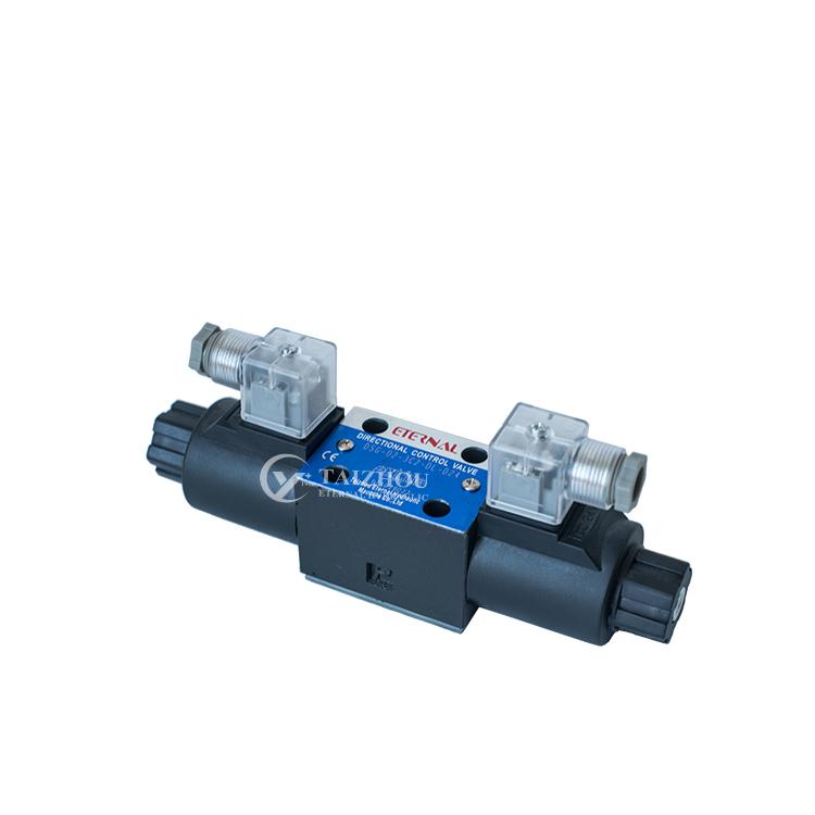 Rexroth Yuken Dsg 01 02 03 гидравлический электромагнитный управление управляется направленного клапан 12 в 24 Вольт 24 вольт кредит продавец