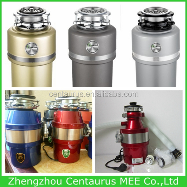 Hot selling kitchen food garbage disposer with factory price