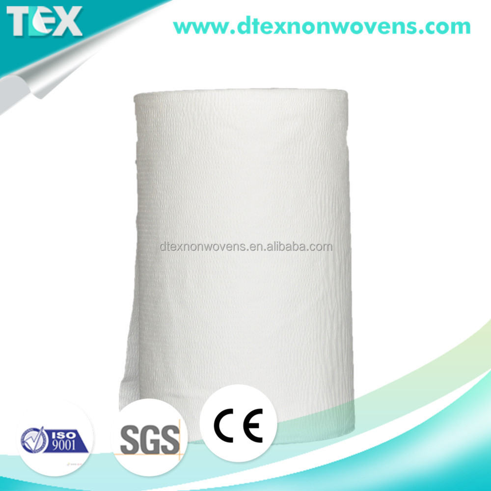 DTEX Factory 55%cellulose 45%PET clean room wiper for cleanroom cleaning OEM in China