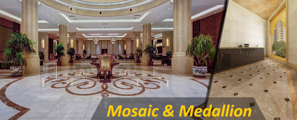custom made nice design dubai hotel marble flooring border designs