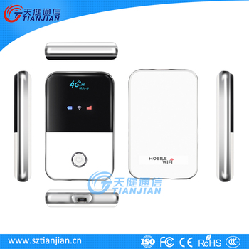 Mini Portable Best 4g Lte Wifi Router