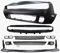 CAR BODY KIT FOR DODGE CHALLENGER 2015-2017 SRT-8 STYLE AUTO BODY KITS FRONT BUMPER