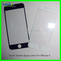 Replacement Outer Screen Front Glass for iPhone 6 front glass lens covers