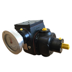 High pressure metering pump for polyurethane